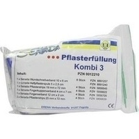 SENADA Pflasterfüllung Kombi 3, 1 ST, Erena Verbandstoffe GmbH & Co. KG