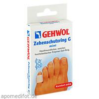GEHWOL Zehenteiler G klein, 3 ST, Eduard Gerlach GmbH