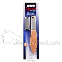 CREDO Flachraspel 3004 Blister, 1 ST, Credo-Stahlwarenfabr.Gustav Kracht