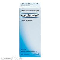 AESCULUS HEEL, 100 ML, Biologische Heilmittel Heel GmbH