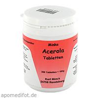 Acerola Vitamin-C Tabletten, 200 ST, Allpharm Vertriebs GmbH