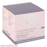 Widmer Tagesemulsion Hydro-Active leicht parfümier, 50 ML, Louis Widmer GmbH