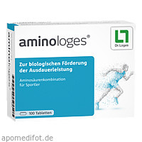 aminoLoges, 100 ST, Dr. Loges + Co. GmbH