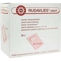 RUDAVLIES-STERIL 10CMX6CM VERBANDPFLASTER, 50 ST, Nobamed Paul Danz AG