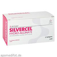 SILVERCEL Hydroalginat Tamponade 2.5x30.5cm, 5 ST, Kci Medizinprodukte GmbH