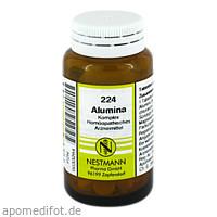 ALUMINA KOMPL NESTM NR 224, 120 ST, Nestmann Pharma GmbH