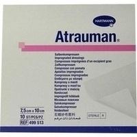 Atrauman Kompressen 7.5x10cm steril, 10 ST, Bios Medical Services GmbH