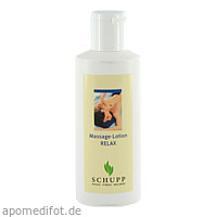 Massage Lotion Relax, 200 ML, Schupp GmbH & Co. KG