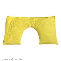 Dinkel-Weizen-Nacken-Wärmekissen mit Bezug, 1 ST, Dr. Junghans Medical GmbH