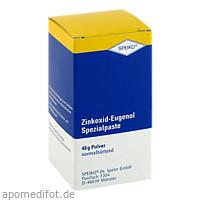 Zinkoxid Eugenol Spezialpaste, 40 G, Speiko Dr.Speier GmbH