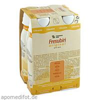 Fresubin original DRINK Pfirsich Trinkflasche, 4X200 ML, Fresenius Kabi Deutschland GmbH