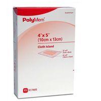 PolyMem Wund Pad m selbstkleb Fixiervlies 7405, 15 ST, Mediset Clinical Products GmbH