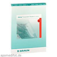 Askina Transorbent Border 9x14cm, 5 ST, B. Braun Melsungen AG
