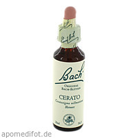 Bach-Blüte Cerato, 20 ML, Nelsons GmbH