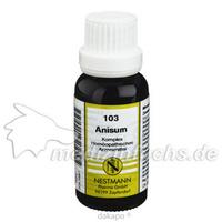 ANISUM KOMPL NESTM NR 103, 20 ML, Nestmann Pharma GmbH