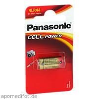 Batterie 6V 4LR 44, 1 ST, Vielstedter Elektronik
