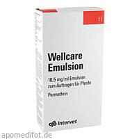 WELLCARE Emulsion f.Pferde, 1 L, Intervet Deutschland GmbH