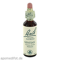 Bach-Blüte Gentian, 20 ML, Nelsons GmbH