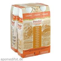 Fresubin energy fibre DRINK Karamell Trinkflasche, 4X200 ML, Fresenius Kabi Deutschland GmbH