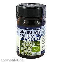 Dreiblatt Kalium Granulat, 45 G, Dr. Pandalis GmbH & Co. KG Naturprodukte