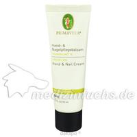 Ingwer Limette Hand- & Nagelpflegebalsam, 50 ML, Primavera Life GmbH
