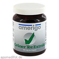 Grüner Tee Extrakt amerigo 200mg, 90 ST, Amerigo Health Products AG