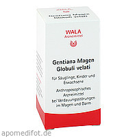 Gentiana Magen Globuli velati, 20 G, Wala Heilmittel GmbH