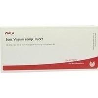 Lens Viscum comp. Inject, 10X1 ML, Wala Heilmittel GmbH