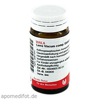 Lens Viscum comp. Globuli velati, 20 G, Wala Heilmittel GmbH