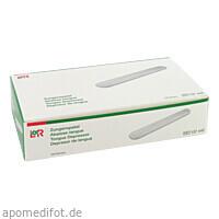 Zungenspatel aus Holz, 100 ST, Lohmann & Rauscher GmbH & Co. KG
