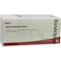 Aurum Valeriana Inject, 50X1 ML, Wala Heilmittel GmbH