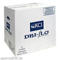 Dri Flo Unterlagen f KCI Matratze, 72 ST, Brinkmann Medical Ein Unternehmen der Dr. Junghans Medical GmbH