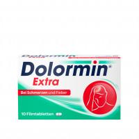 Dolormin extra, 10 ST, Johnson & Johnson GmbH (Otc)