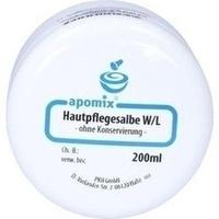 HAUTPFLEGESALBE W/L o.Konservierung, 200 ML, apomix PKH Pharmazeutisches Labor GmbH