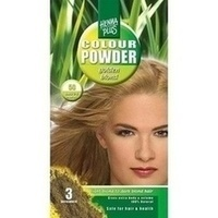 Hennaplus Colour Powder Golden Blond 50, 100 G, Frenchtop Natural Care Products B.V