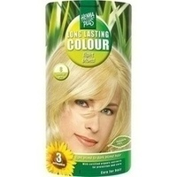 Hennaplus Long Lasting Light Blond 8, 100 ML, Frenchtop Natural Care Products B.V
