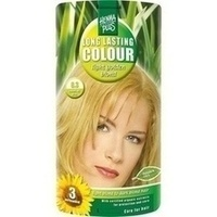 Hennaplus Long Lasting Light Golden Blond 8.3, 100 ML, Frenchtop Natural Care Products B.V