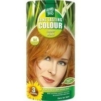 Hennaplus Long Lasting Copper Blond 8.4, 100 ML, Frenchtop Natural Care Products B.V
