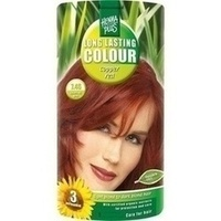Hennaplus Long Lasting Copper Red 7.46, 100 ML, Frenchtop Natural Care Products B.V