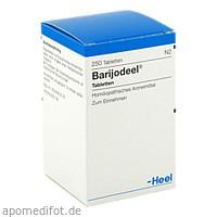BARIJODEEL, 250 ST, Biologische Heilmittel Heel GmbH