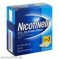 Nicotinell 7 mg / 24-Stunden-Pflaster, 21 ST, GlaxoSmithKline Consumer Healthcare