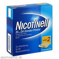 Nicotinell 14 mg / 24-Stunden-Pflaster, 21 ST, GlaxoSmithKline Consumer Healthcare