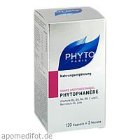 PHYTOPHANERE Nahrungsergänzung Haare+Nägel, 120 ST, Laboratoire Native Deutschland GmbH