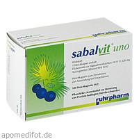 Sabalvit Uno, 100 ST, Ruhrpharm AG