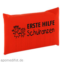 Erste Hilfe Tasche Schulranzen orange, 1 ST, W.Söhngen GmbH