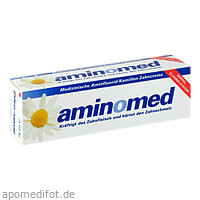 amin-o-med Fluorid Kamillen Zahncreme, 75 ML, Dr.Rudolf Liebe Nachf. GmbH & Co. KG