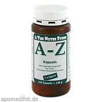 A-Z Multivitamin Mineralstoff, 150 ST, Hirundo Products