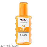 Eucerin Sun Transparent Spray LSF 30, 200 ML, Beiersdorf AG Eucerin