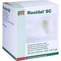 Rosidal SC Kompressionsbinde weich 10cmx2.5m, 1 ST, Lohmann & Rauscher GmbH & Co. KG