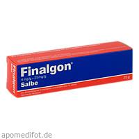 FINALGON 4 mg/g + 25 mg/g Salbe, 20 G, Sanofi-Aventis Deutschland GmbH